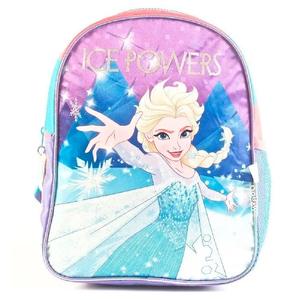 """Mochila De Espalda Elsa Frozen 12"""" Licencia Original Para Jardin"""