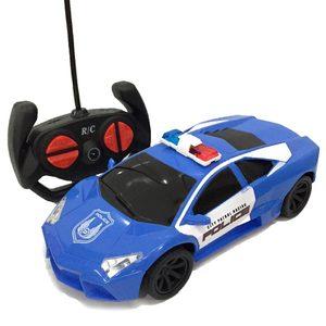 Auto Policia Lamborghini Radio Control