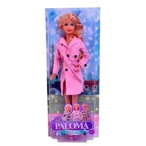 Muñeca Paloma Moda de Invierno