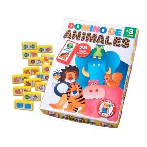 Juego de Dominó Animales Don Rastrillo 28 Piezas