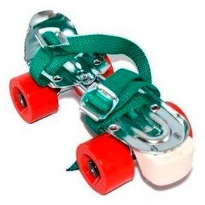 Patines Rollers Rock Metalicos Extensibles 27 al 36