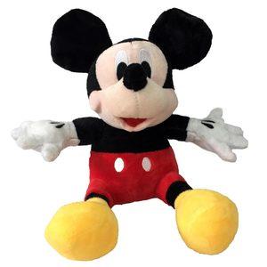 Peluche Muñeco Mickey Mouse Extra Suave con Sopapas 26cm