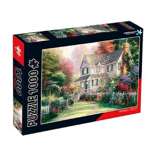 Puzzle Rompecabezas Casa 1000 Piezas 70x50cm