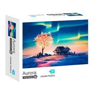 Puzzle Rompecabezas 1000 Piezas Aurora Funny Land 70x50cm