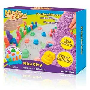 Masa Arena Kinetica Mini City Motion Sand 500gr