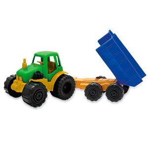 Camión Tractor con Acoplado Duravit