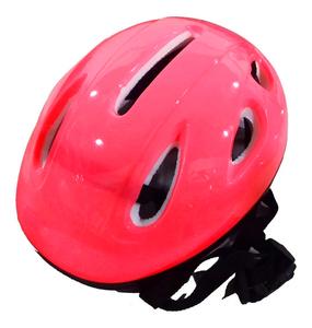Casco Protector Deportivo Infantil Bicis Skate Roller Rosa