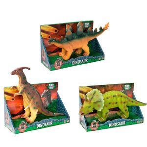 Dinosaurios Soft Inflable con Sonido 34cm