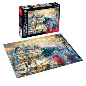 Puzzle Rompecabezas Tren 1000 Piezas 70x50cm