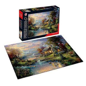 Puzzle Rompecabezas Lake 1000 Piezas 70x50cm