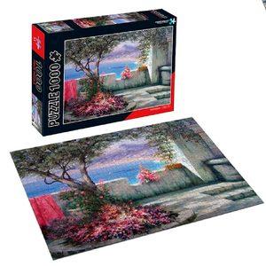 Puzzle Rompecabezas Balcón 1000 Piezas 70x50cm