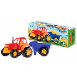 Tractor Grande Con Acoplado Super Tractor Rural Duravit