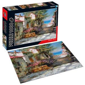 Puzzle Rompecabezas Road 1000 Piezas 70x50cm