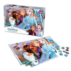 Puzzle Rompecabezas Frozen 120 Piezas Tapimovil Original