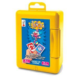 Juego de Cartas Uno Loco Top Toys