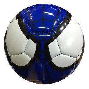 Pelota Futbol Numero 2 Spiderman Azul
