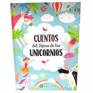 Libro Cuentos del Reino de los Unicornios