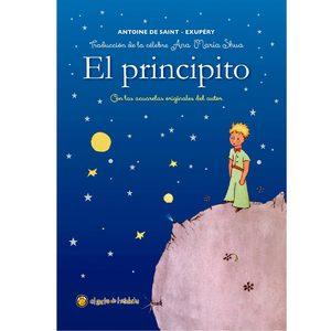 Libro de Cuentos El Principito Acuarelas Originales del Autor