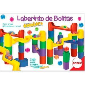 Laberinto de Bolitas Escalera Canicas Antex