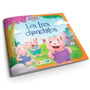 Cuentos encantados Los Tres Chanchitos