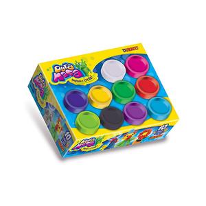 Masa Duravit X 10 Potes Juego Colores Surtidos