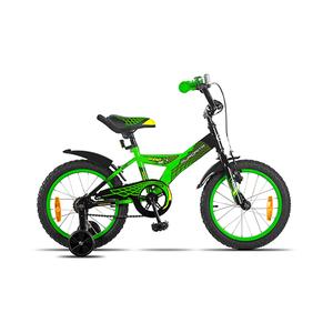 Bicicleta Aurorita Infantil Rodado 16 Spiderman