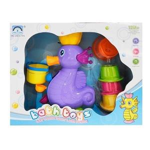 Baby Baño Hipocampo Con Apilables