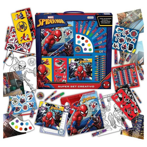 Spiderman super set creativo