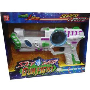 Arma Sky War Luces y Sonido