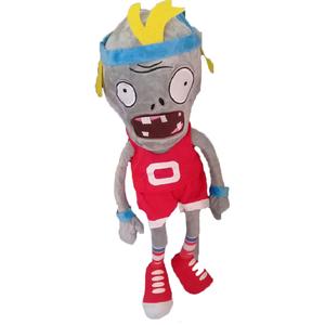 Peluche Zombie Jugador Basquet Grande 60cm