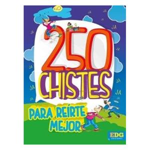 Libro 250 Chistes