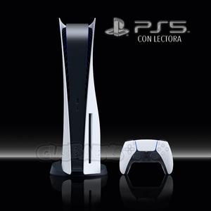Sony PlayStation 5 825GB Standard color blanco y negro
