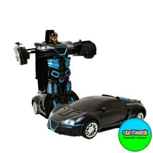 Muñeco Transformer Troopers A Control Remoto.