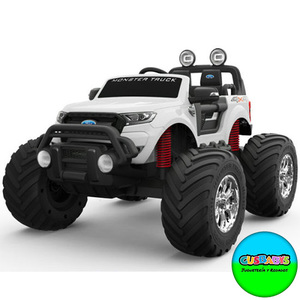 Ford Ranger Camioneta Monster Truck Bateria 12v 4 motores Rueda de Goma