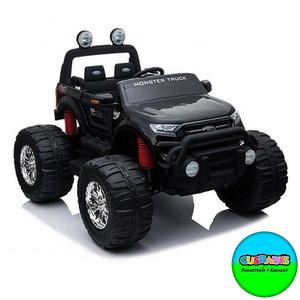 Ford Ranger Camioneta Monster Truck Bateria 24v 4 motores Rueda de Goma