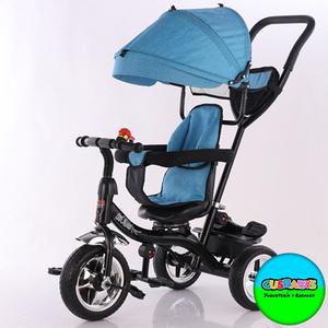Triciclo 3 En 1 Gira 360 ° Reforzado Colores