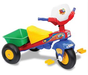 Rondi Triciclo RondiCity con Porta Objetos