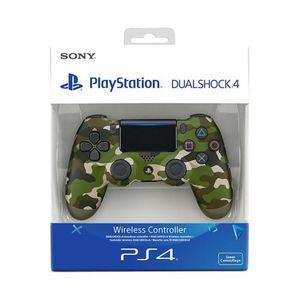 Dualshock Joystick Mando Inalambrico Camuflado PlayStation 4