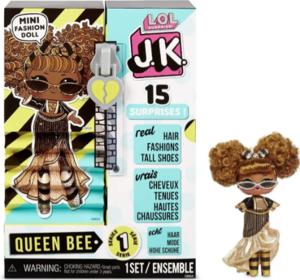 Lol J.k. Queen Bee - 15 Sorpresas - Mini Doll Fashion-