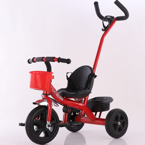 Triciclo 2 En 1 Reforzado Colores