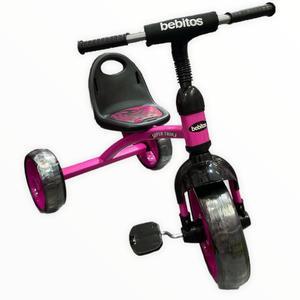 Triciclo  Reforzado Bebitos con Pedales