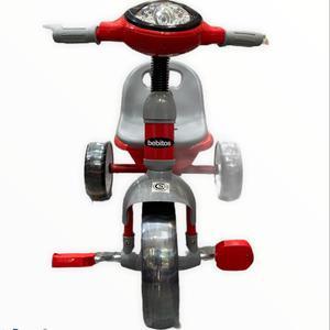 Triciclo Bebitos Reforzado Con Luz y Sonidos