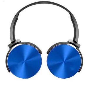Auriculares Genericos Azul Bass Booter