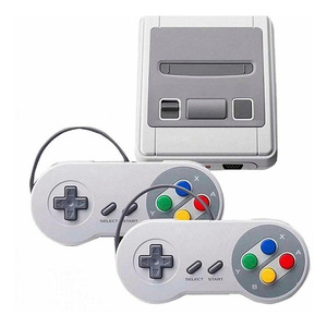 Consola Super Mini Sfc Tipo Nintendo 620 Juegos