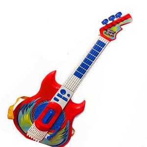 Guitarra Con Microfono First Band
