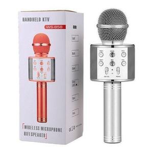 Microfono Karaoke Handhelds Ktv Ws-858