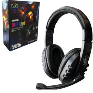 Auriculares Gamer Con Microfono Rgb Gm 103