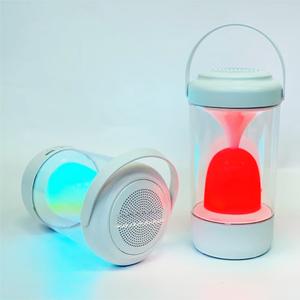 Micro Parlante Lampara Altavoz Bluetooth