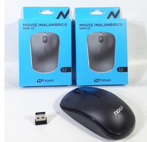 Mouse Inalambrico Noga Ngm-22