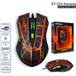 Mouse Gamer ST-334NJ Stormer 6D